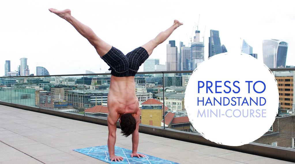 Press to Handstand mini-course